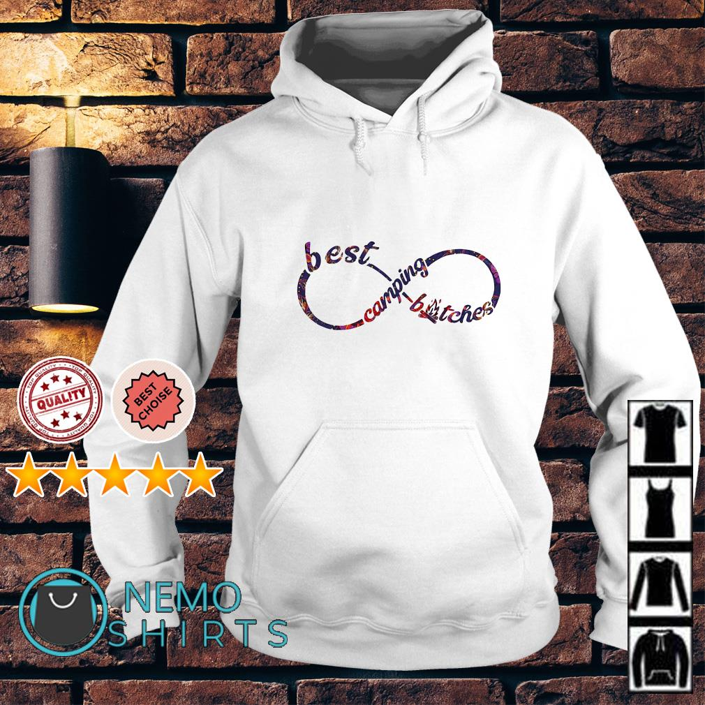 Best camping bitches Hoodie