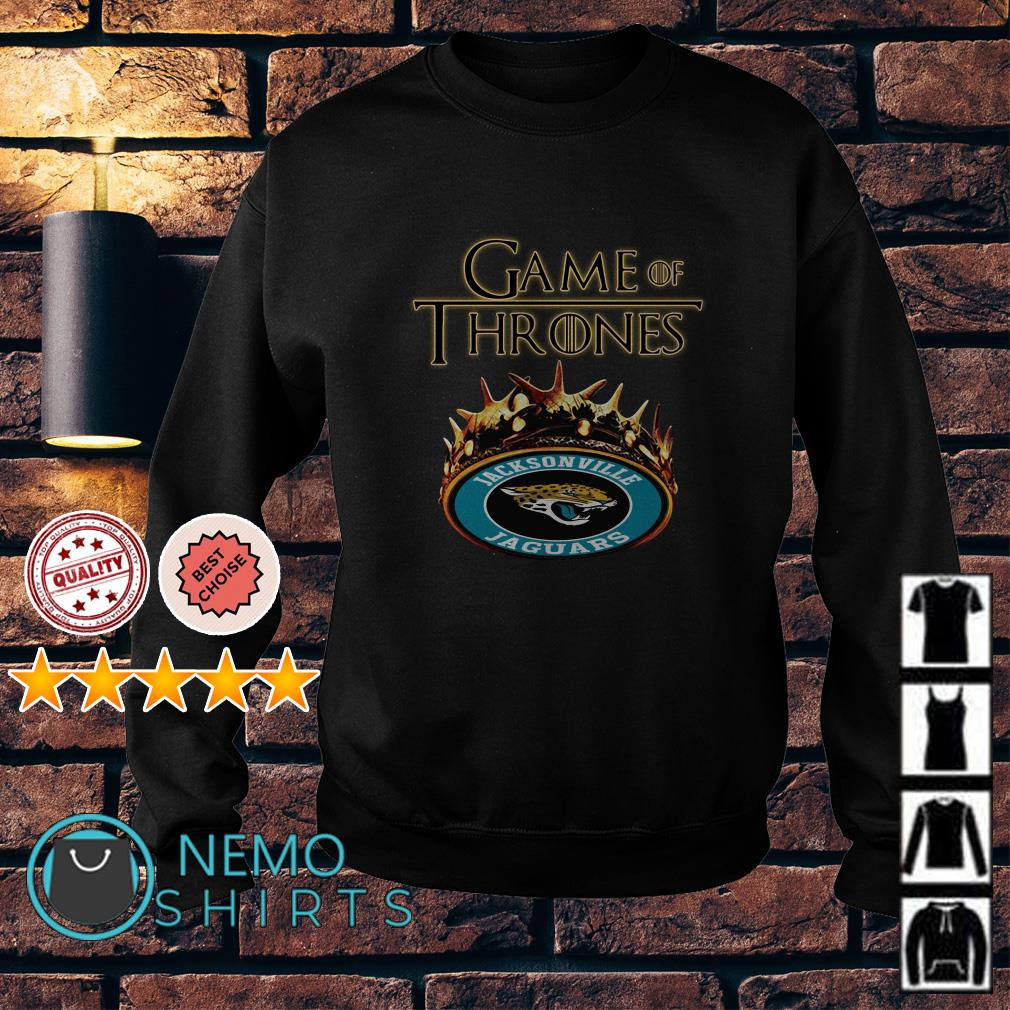 Game of Thrones Jacksonville Jaguars mashup Sweater