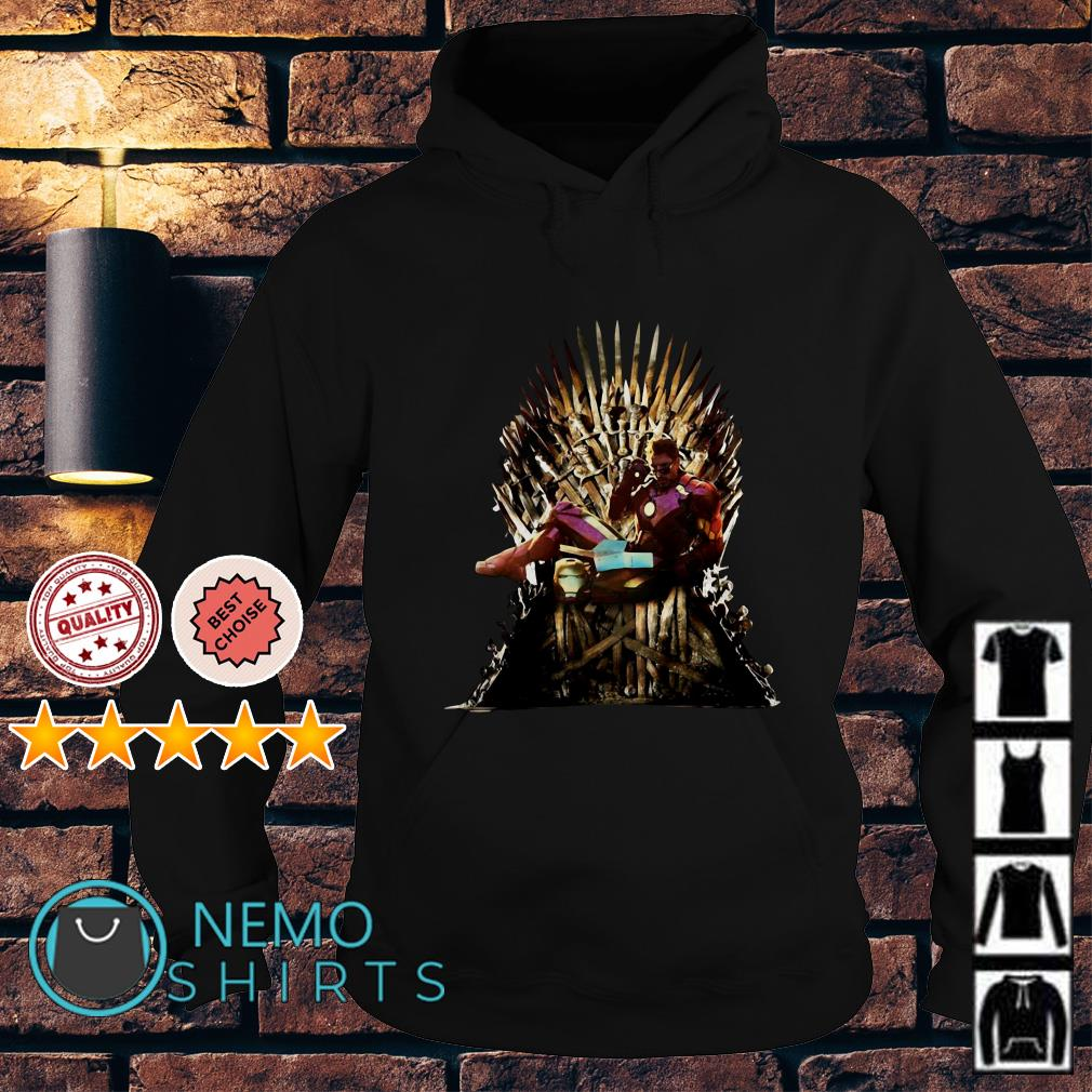 Game Of Thrones Iron Man King Hoodie