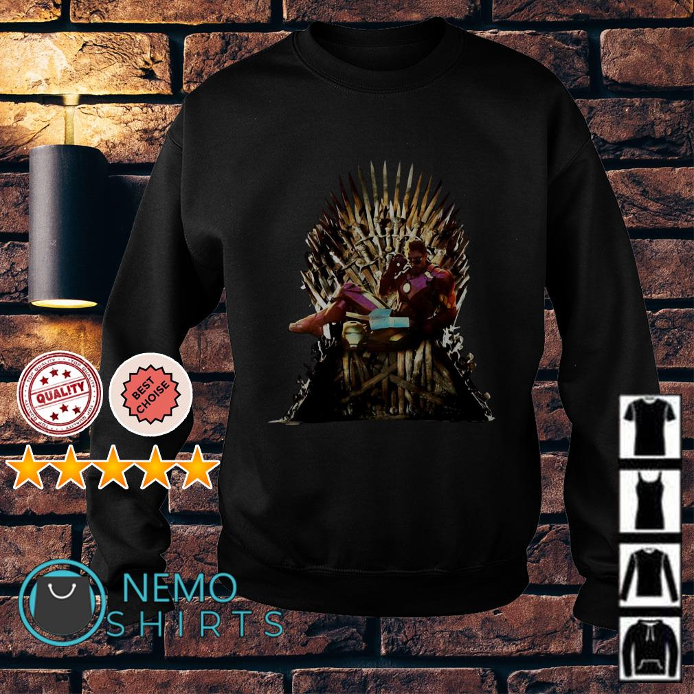 Game Of Thrones Iron Man King Sweater