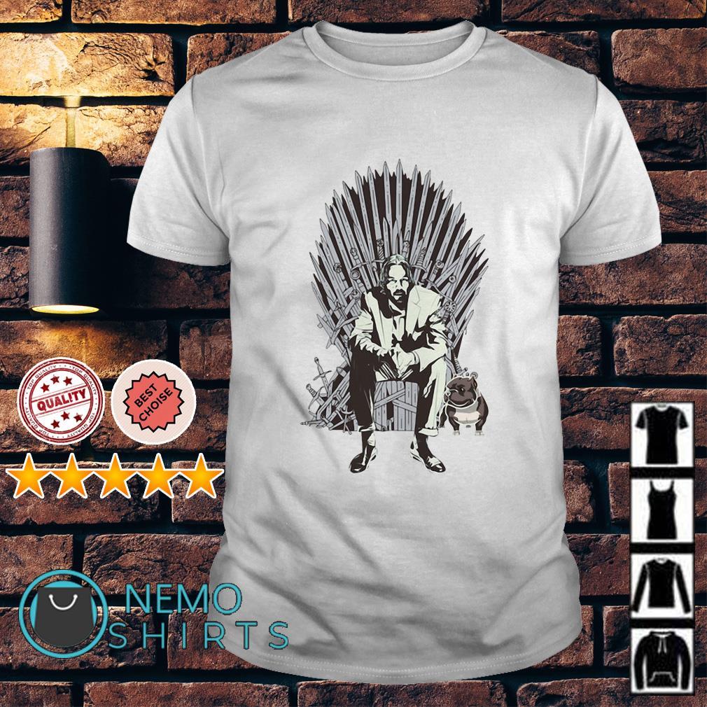 Game of Thrones John Wick shirt