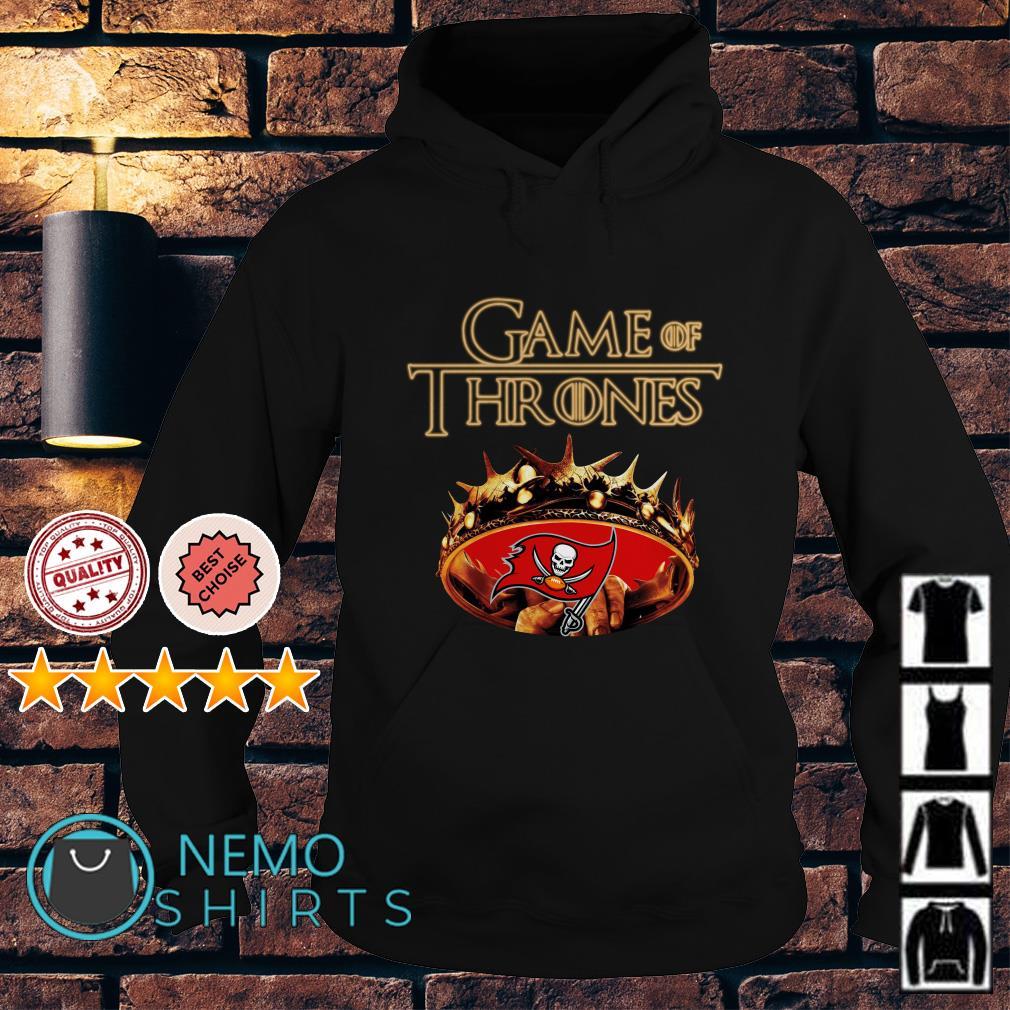 Game of Thrones Tampa Bay Buccaneers mashup Hoodie