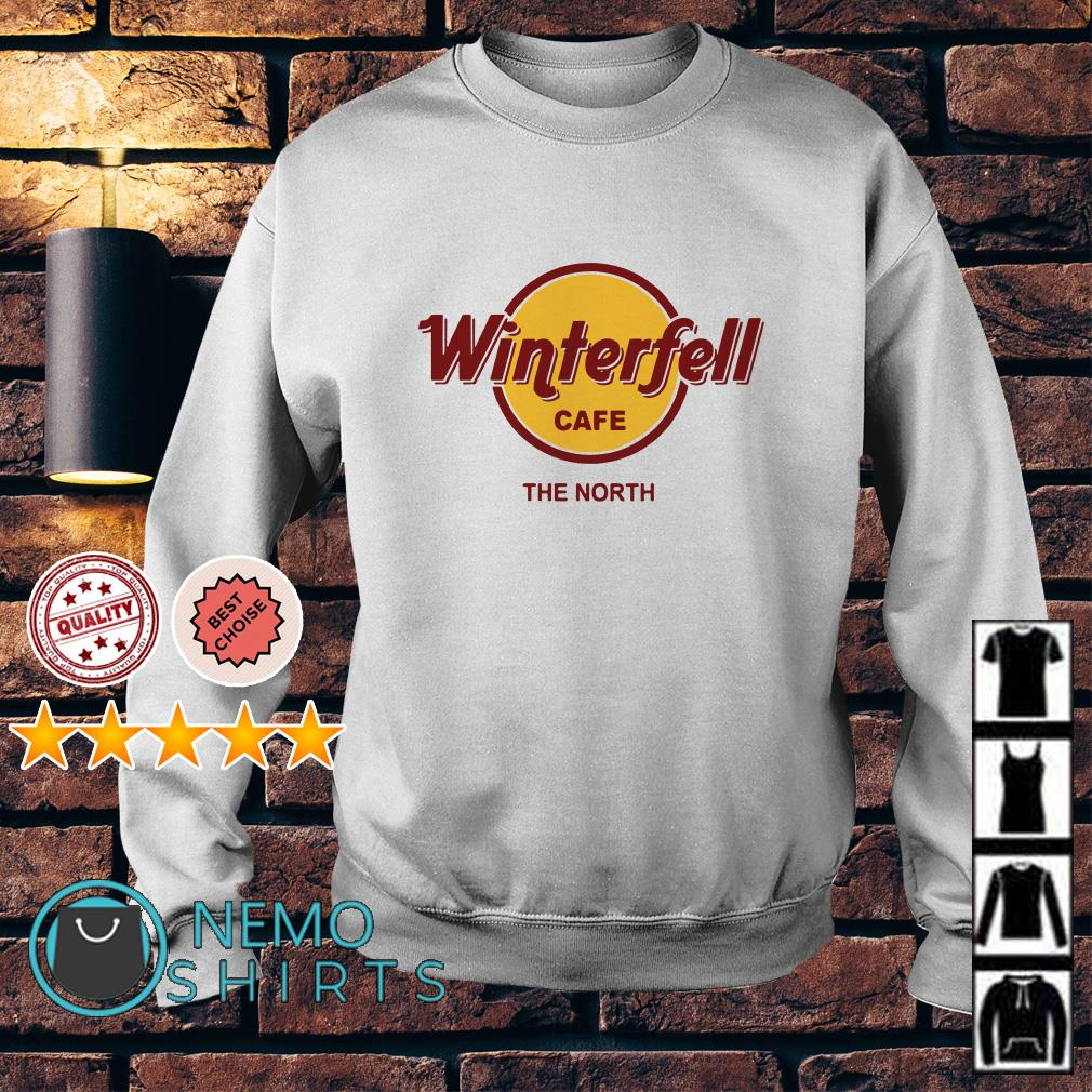 Game Of Thrones Winterfell Cafe The North Sweater