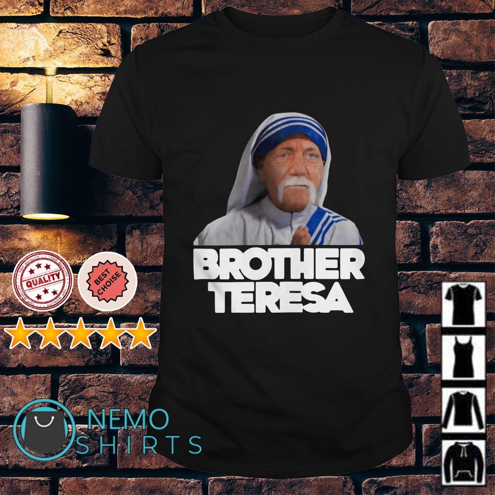 Hulk Hogan Brother Teresa shirt