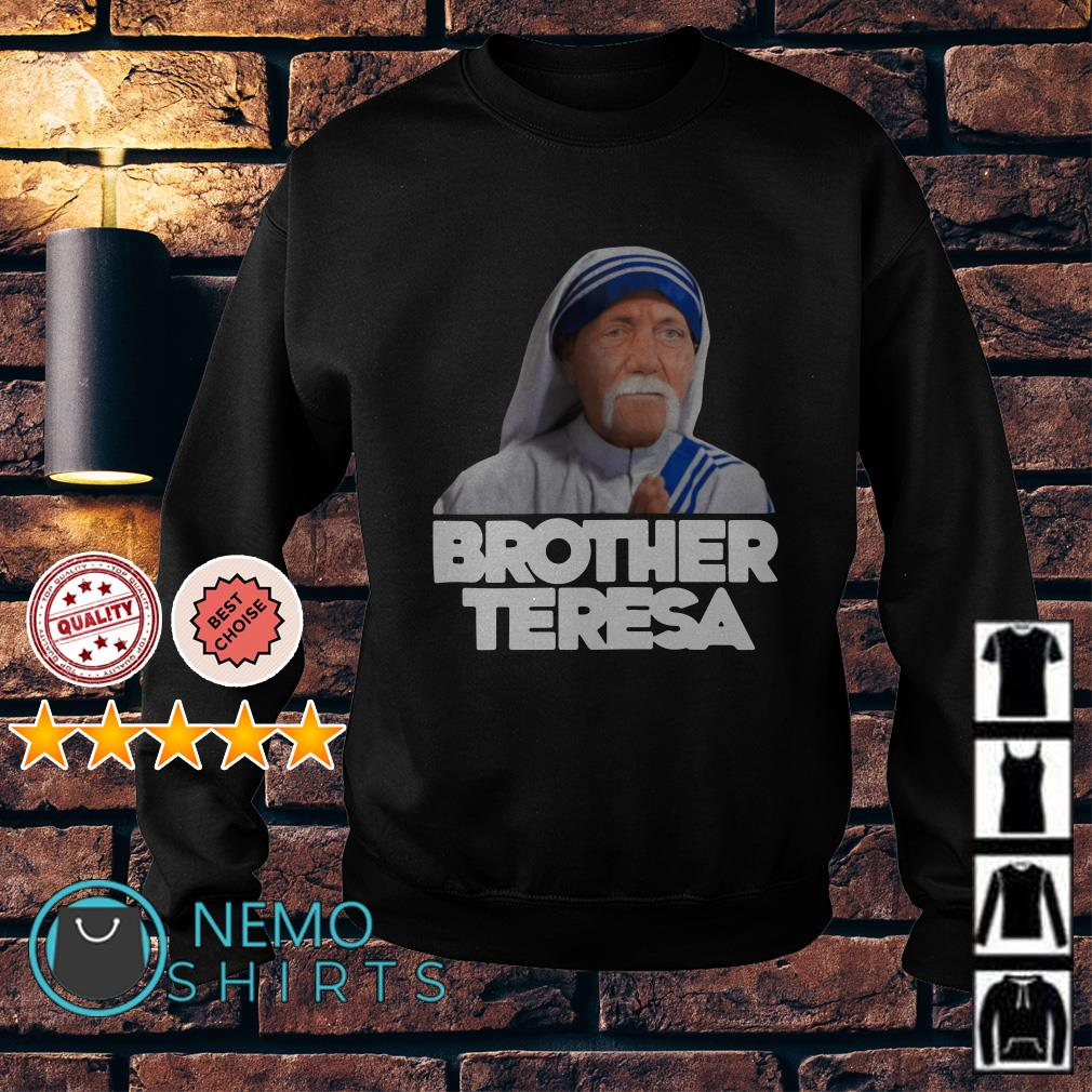 Hulk Hogan Brother Teresa Sweater