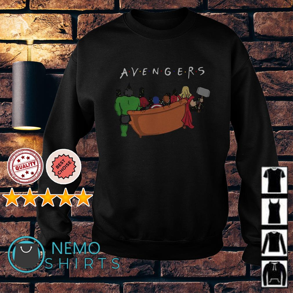 Marvel Avengers Endgame parody Friends TV show Sweater