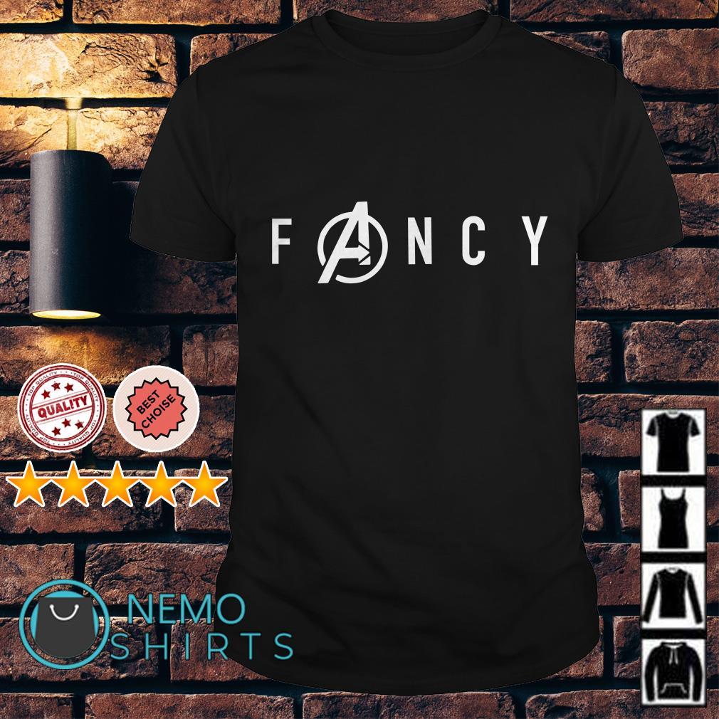 Marvel Avengers fancy shirt