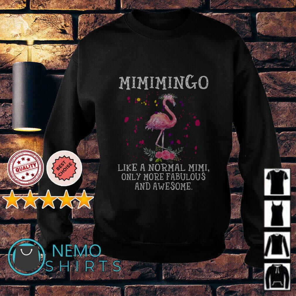 Mimimingo like a mormal mimi only more fabulous and awesome Sweater