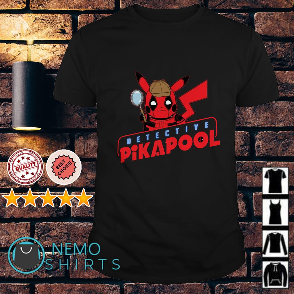 Official Detective Pikapool shirt