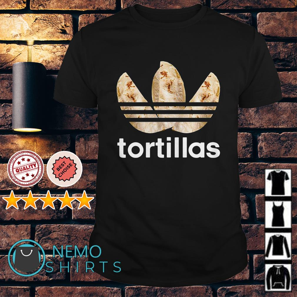 Official Tortillas adidas shirt