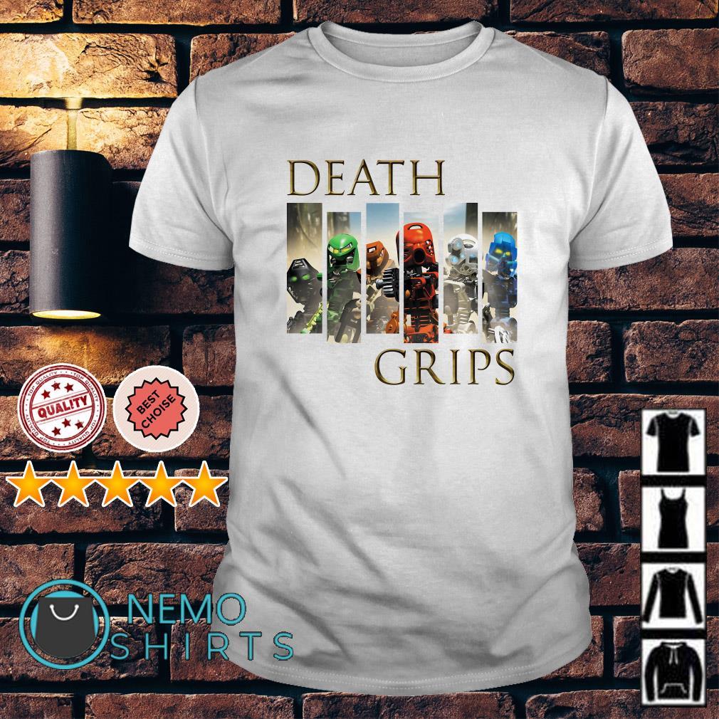 Death Grips Bionicle Toa Mata Slim shirt