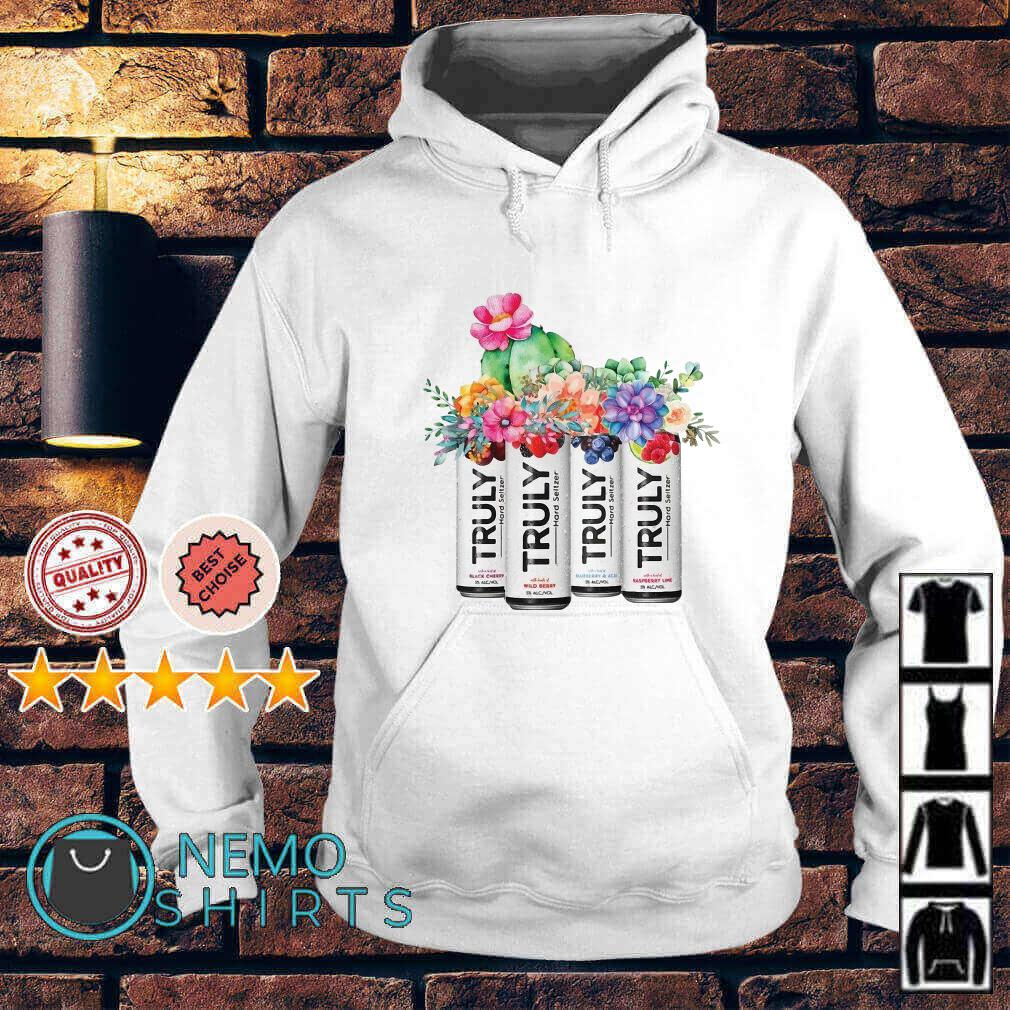 Flower Truly Spiked and Sparkling Berry Mix Hoodie