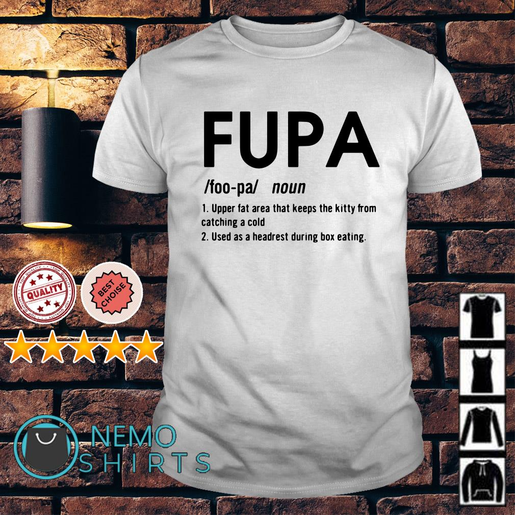 Fupa Definition meaning upper fat area that keeps shirt