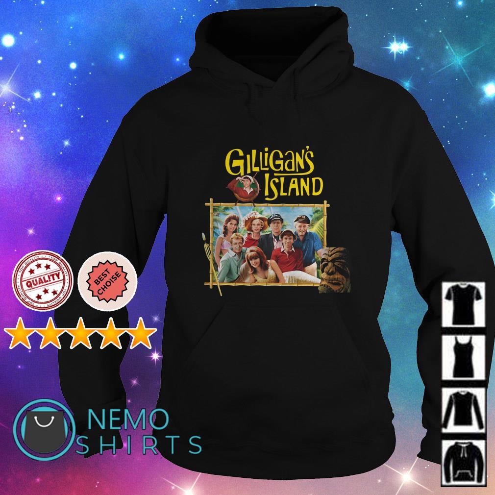 Gilligan's Island Famous Retro TV Show Hoodie