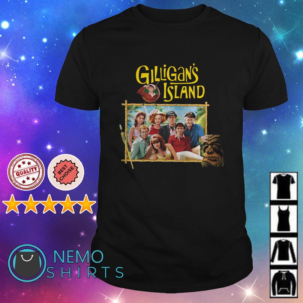 Gilligan's Island Famous Retro TV Show shirt