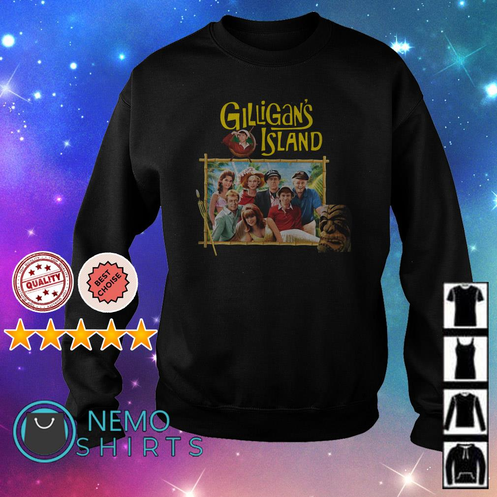Gilligan's Island Famous Retro TV Show Sweater