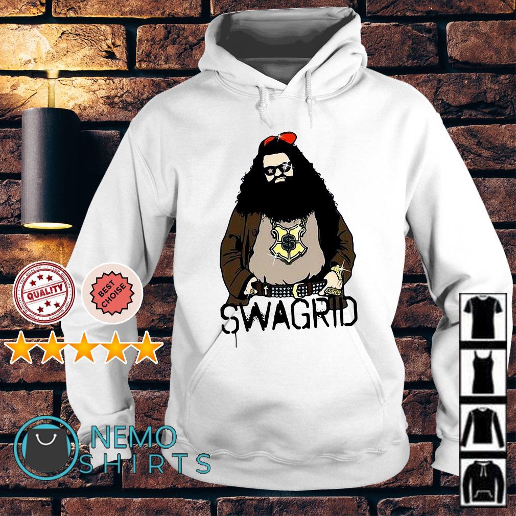 Harry Potter Swag Rubeus Hagrid Swagrid Hoodie