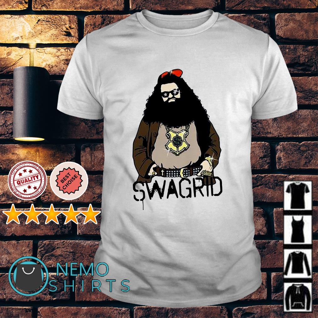 Harry Potter Swag Rubeus Hagrid Swagrid shirt