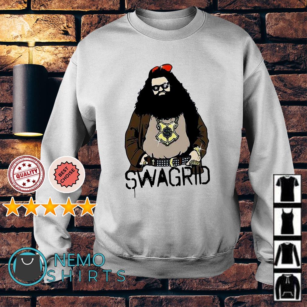 Harry Potter Swag Rubeus Hagrid Swagrid Sweater