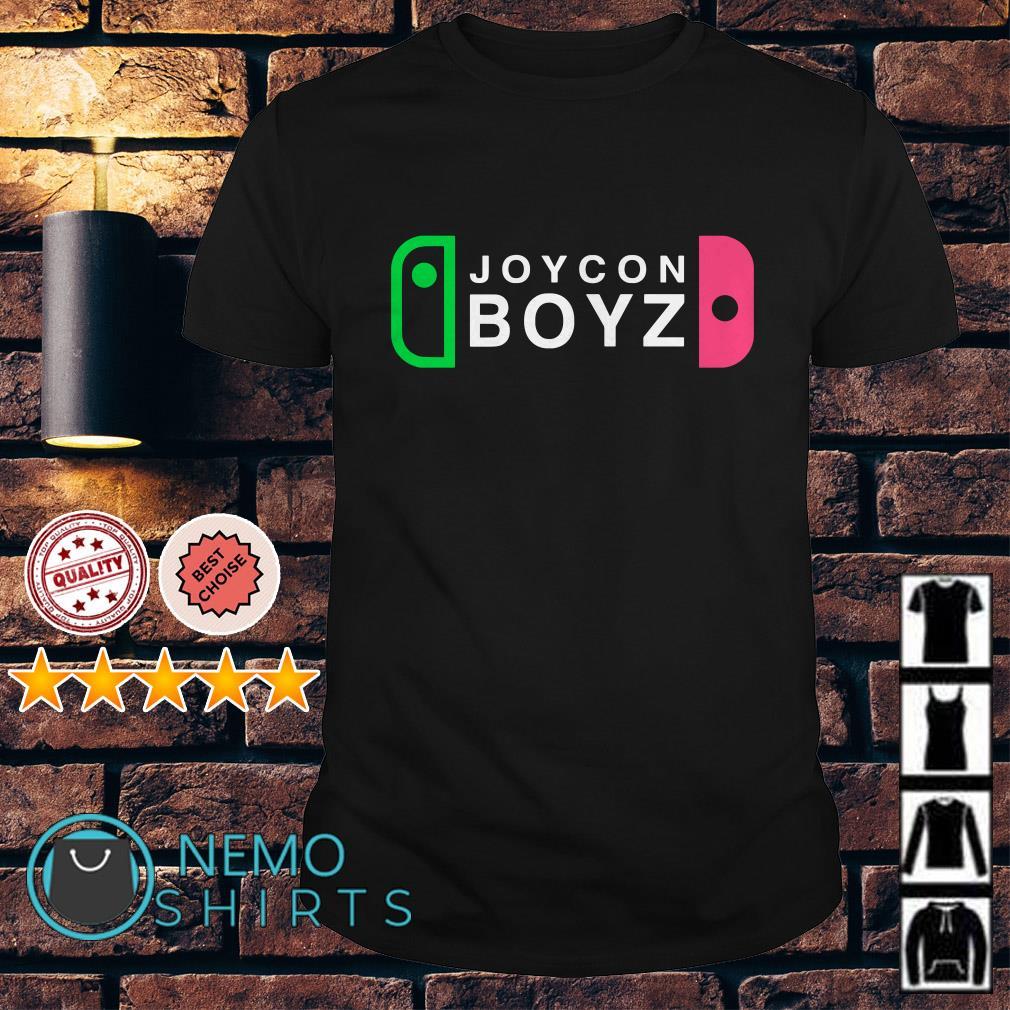 Official Joycon boys shirt