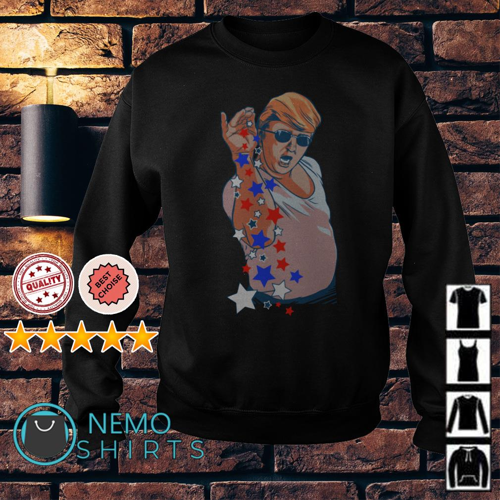 Salt Bae Trump Sweater