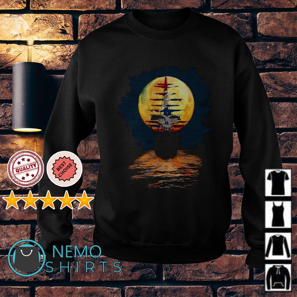 Ship of fools pirates of the moon steal your face Sweater