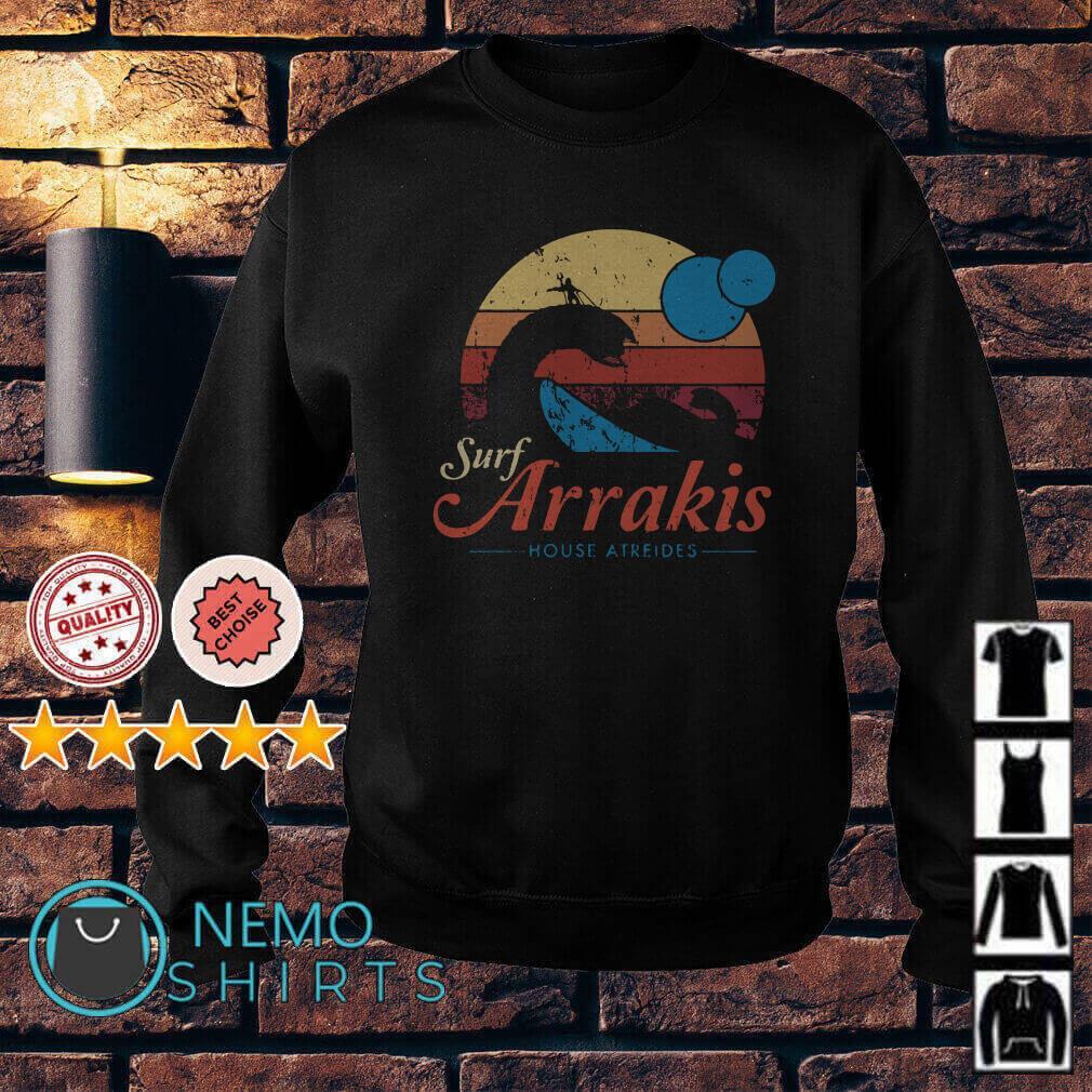 Surf Arrakis house atreides vintage Sweater