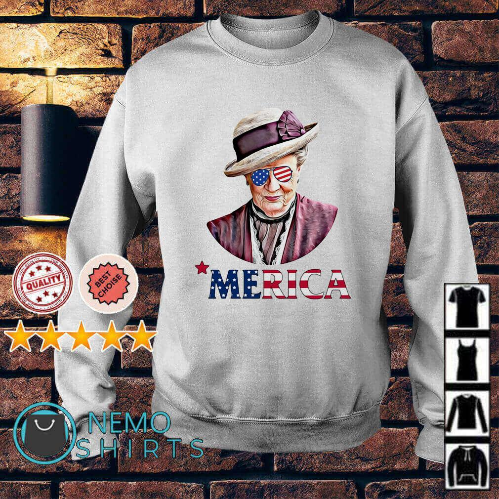 Violet Crawley Independence day merica Sweater