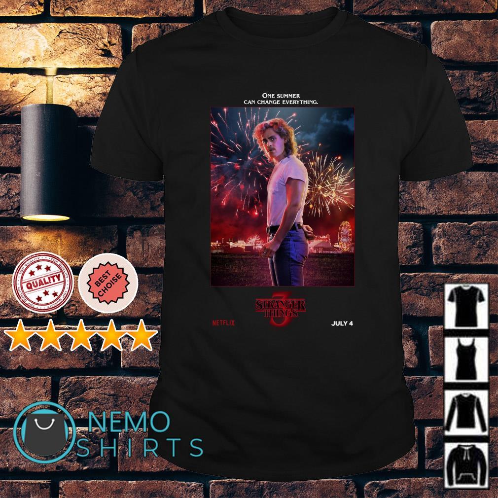 Billy Hargrove Stranger Things season 3 shirt