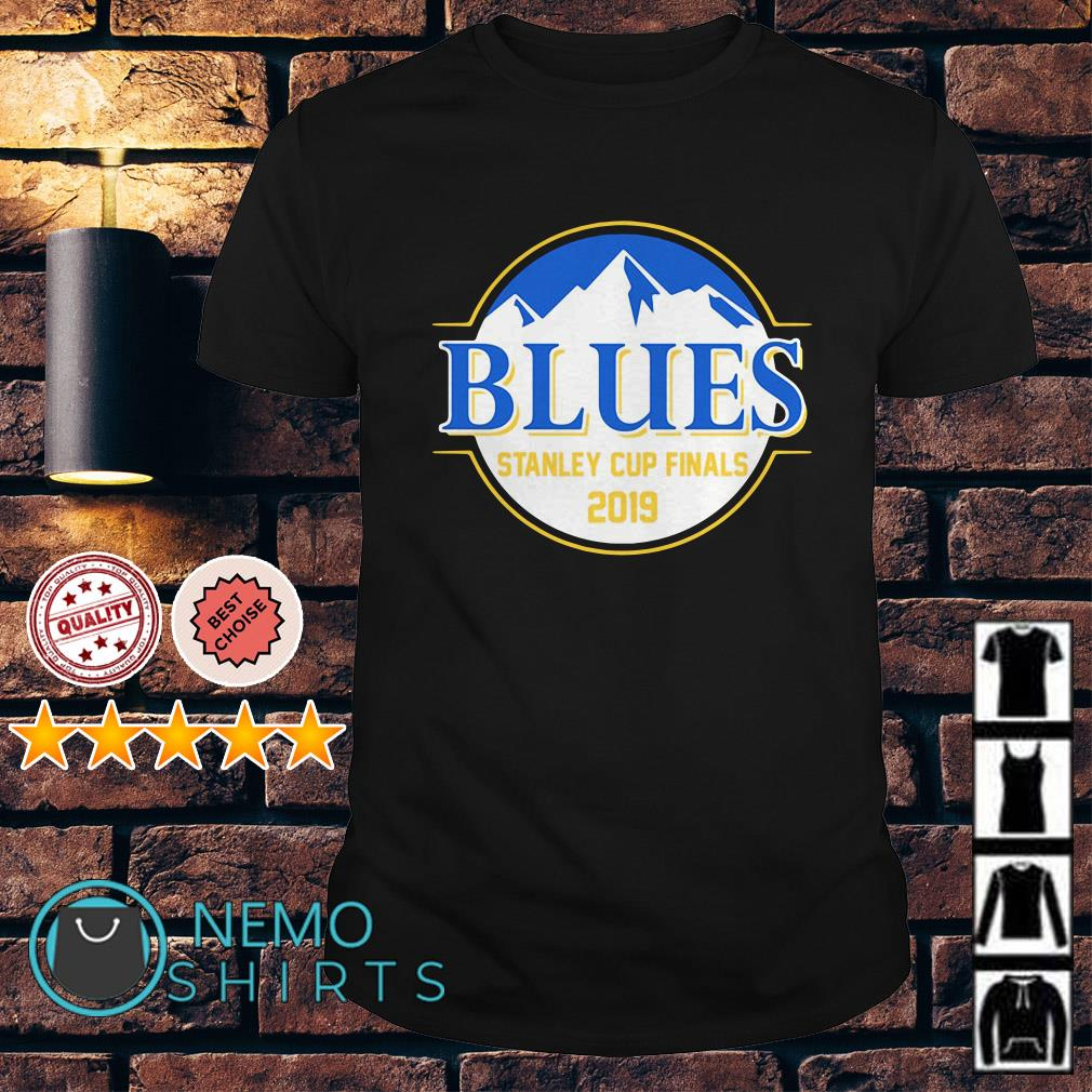 Blues Stanley cup finals 2019 shirt
