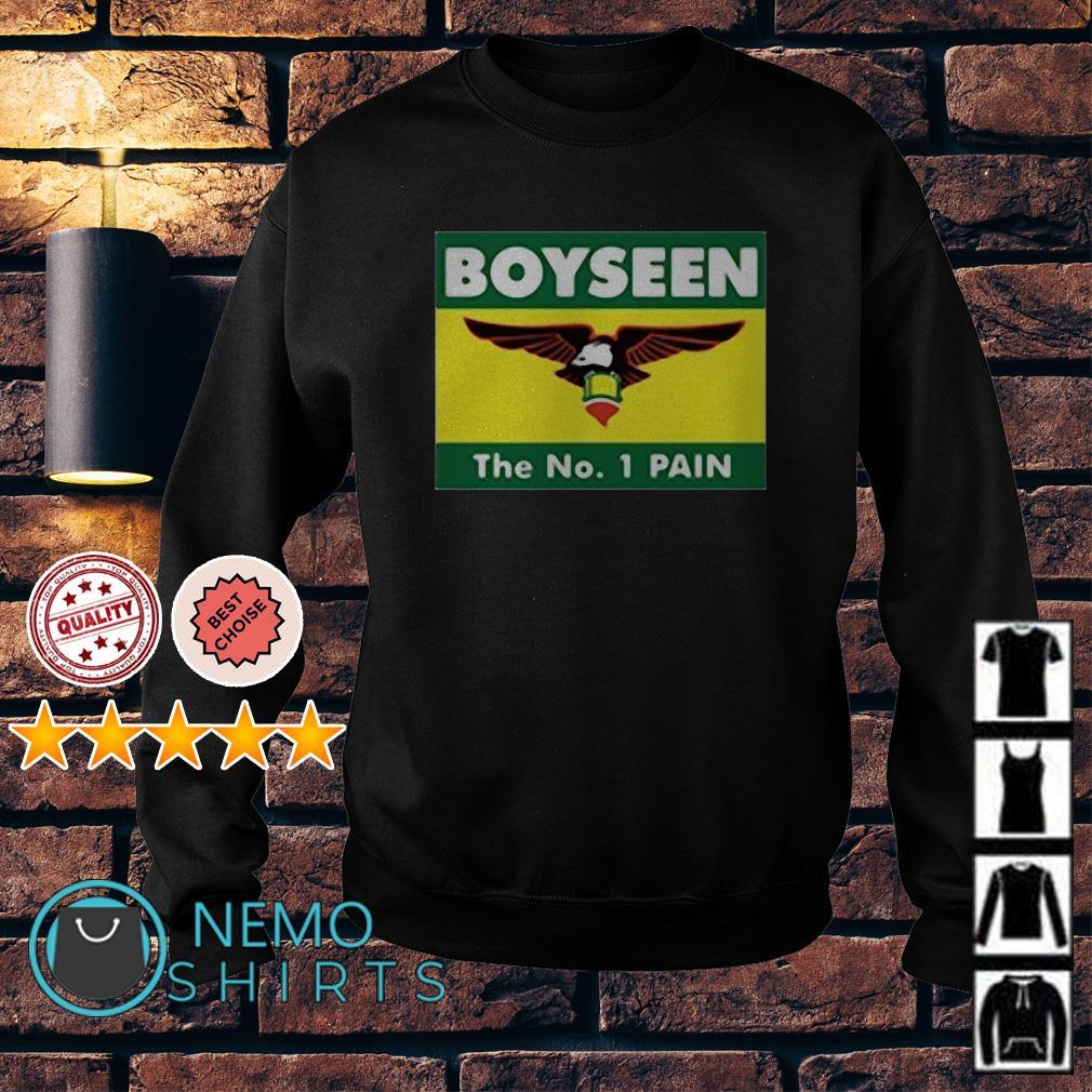 Boyseen the No 1 pain Sweater
