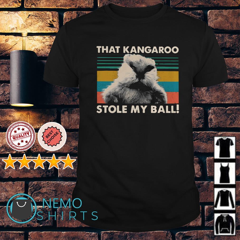 Caddyshack that kangaroo stole my ball shirt