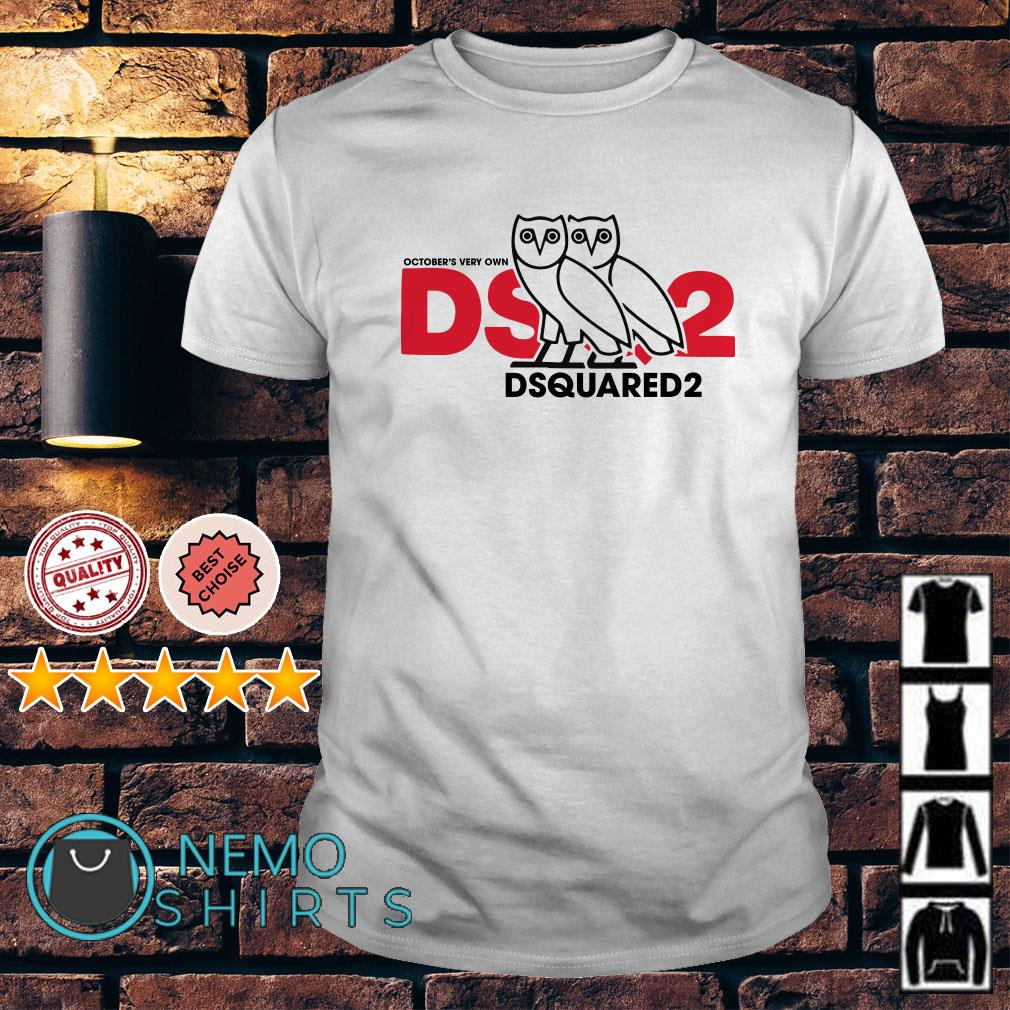 Dsquared2 October's very own shirt