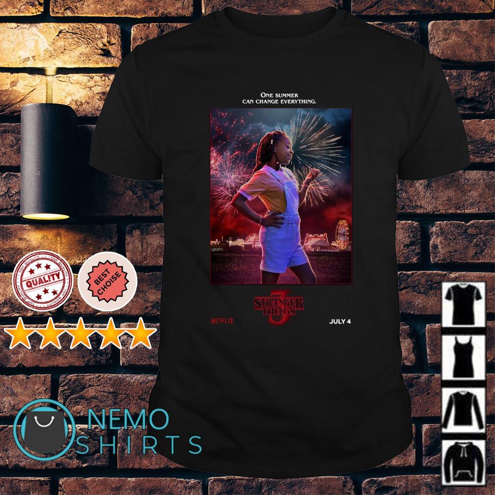 Erica Sinclair Stranger Things season 3 shirt