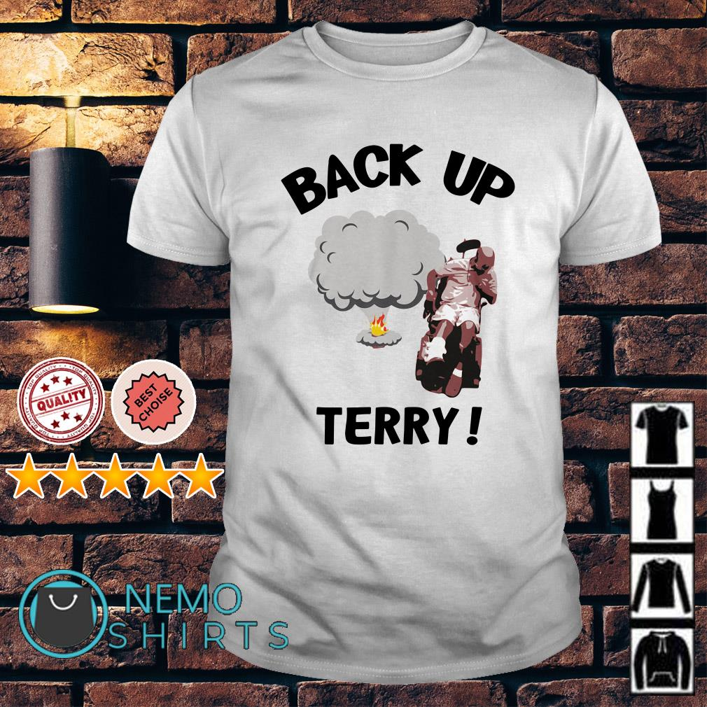 Get Terry a new chair back up Terry shirt
