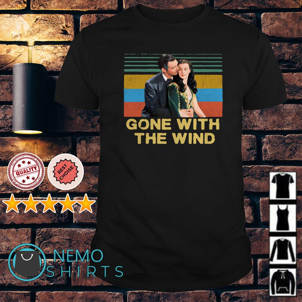 Gone With The Wind vintage shirt
