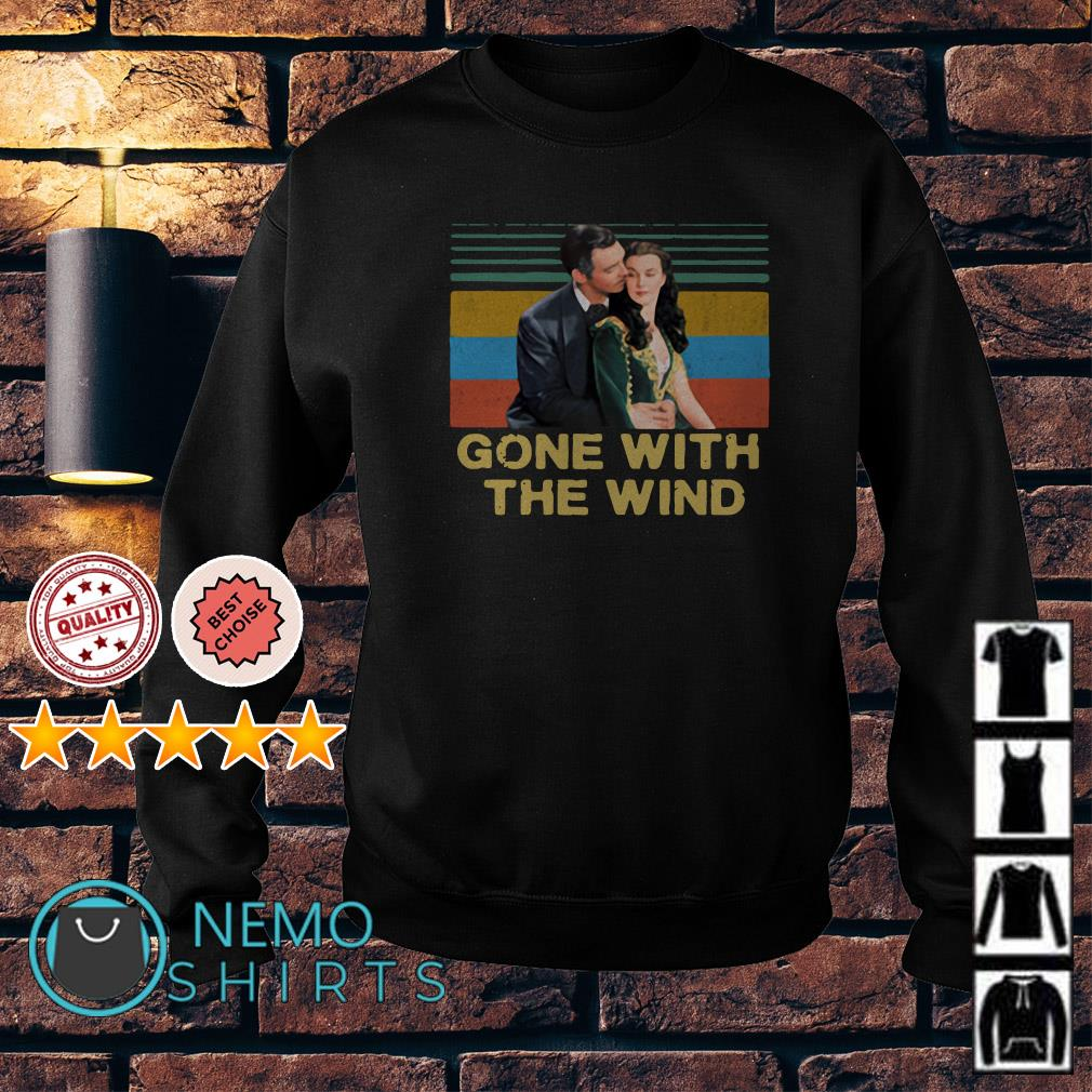 Gone With The Wind vintage Sweater