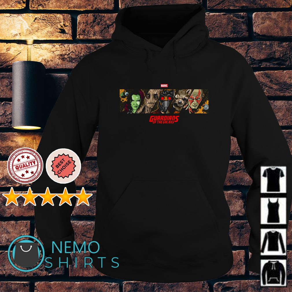 Guardian of the galaxy Hoodie