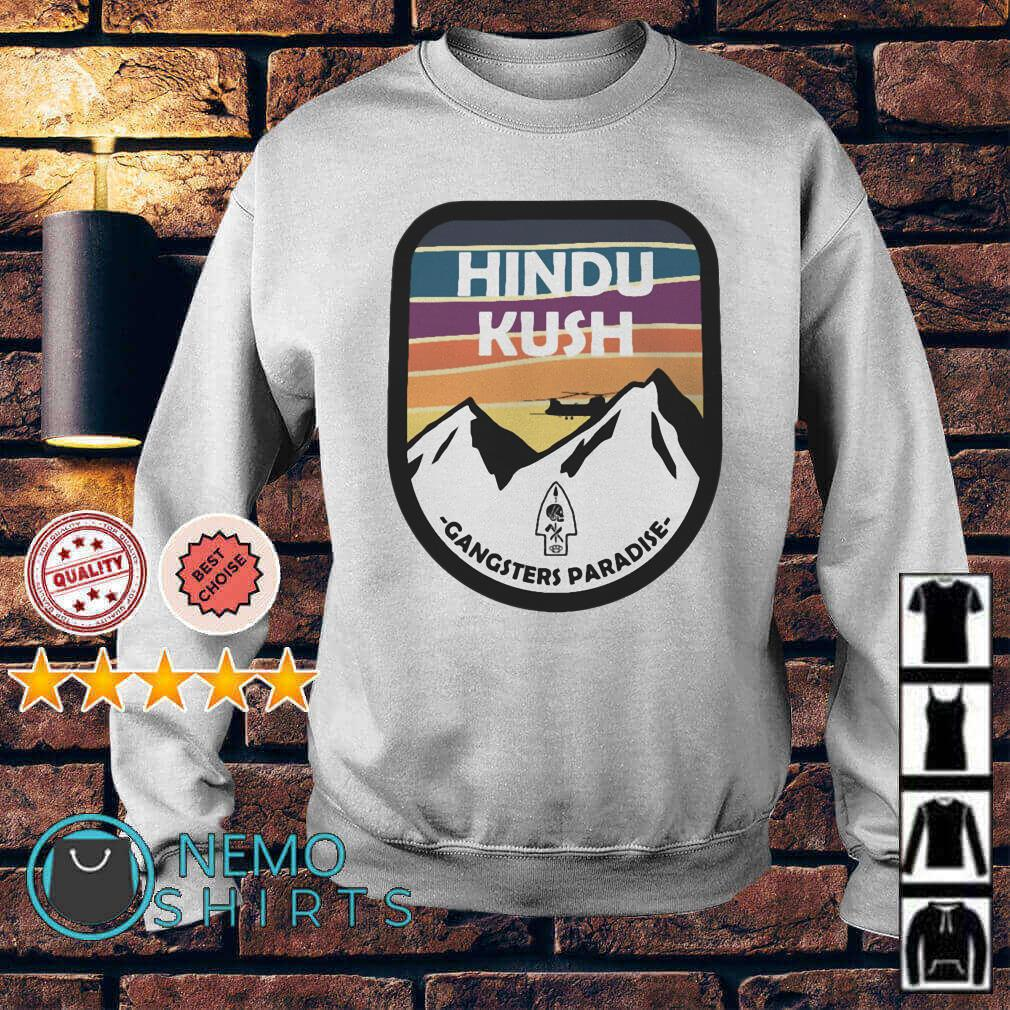 Hindu Kush gangsters paradise Sweater