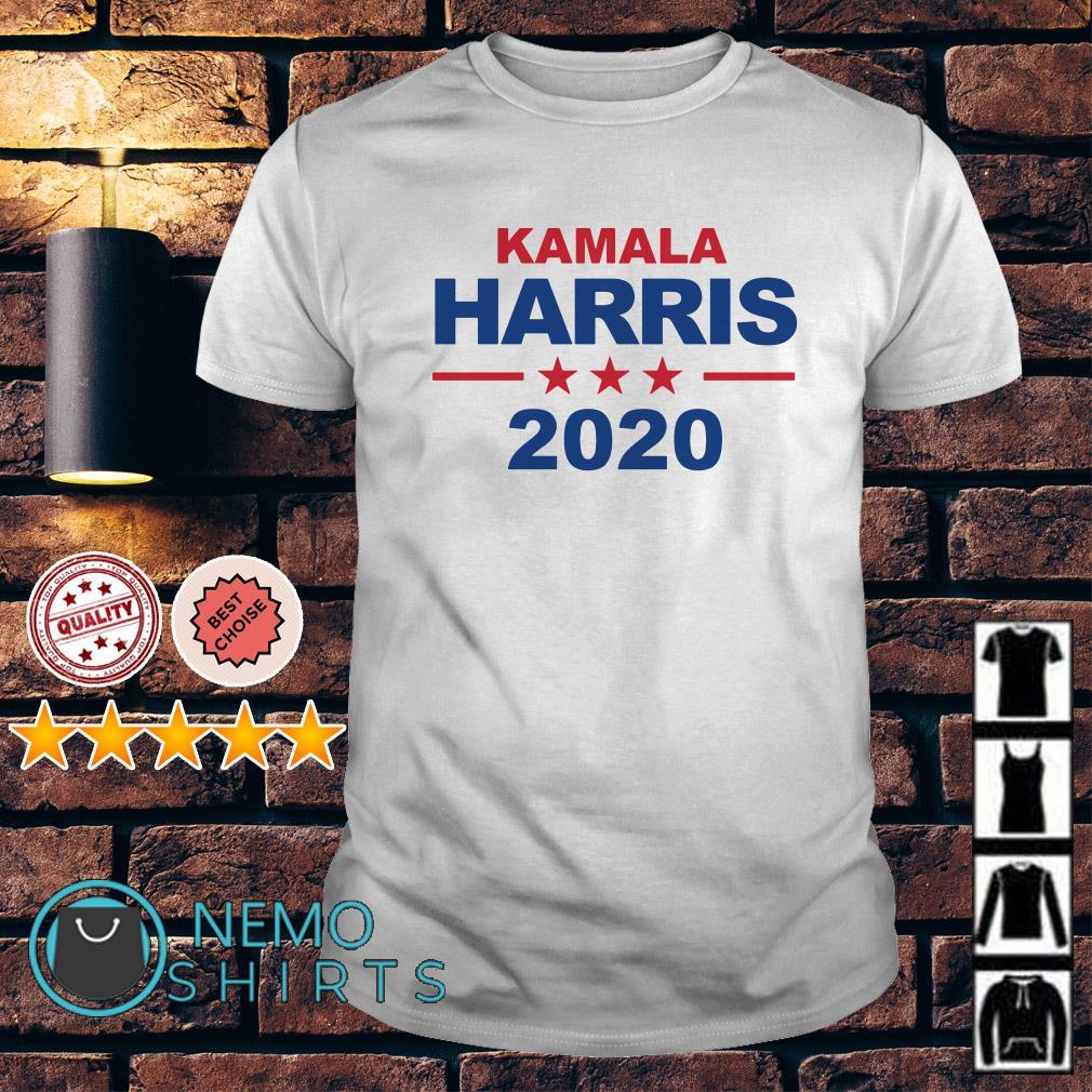 Kamala Harris 2020 slim shirt