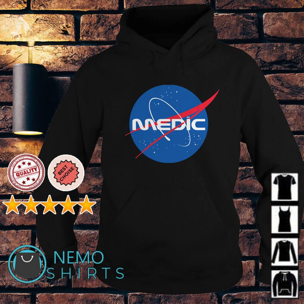 Nasa Space Force Medic Hoodie
