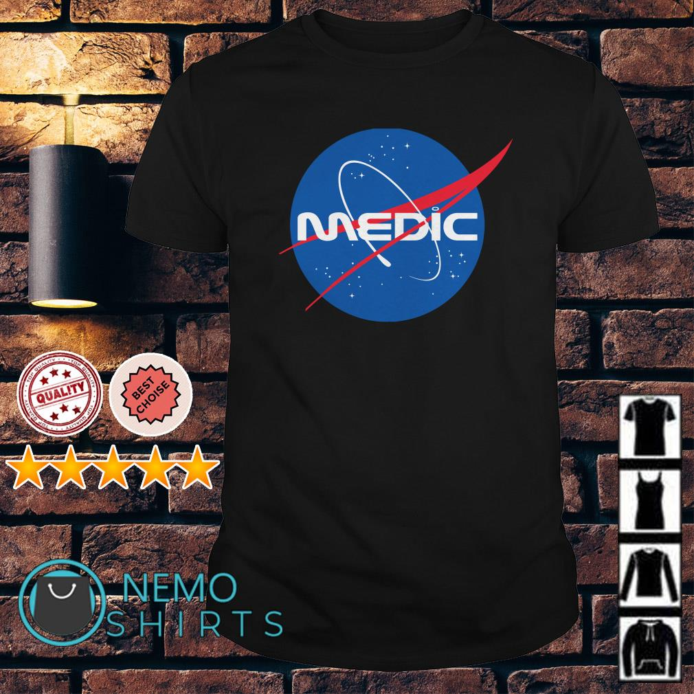 Nasa Space Force Medic shirt