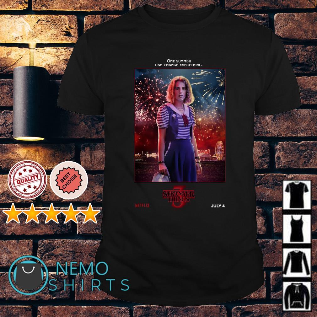 Do Robin Stranger Things season 3 shirt