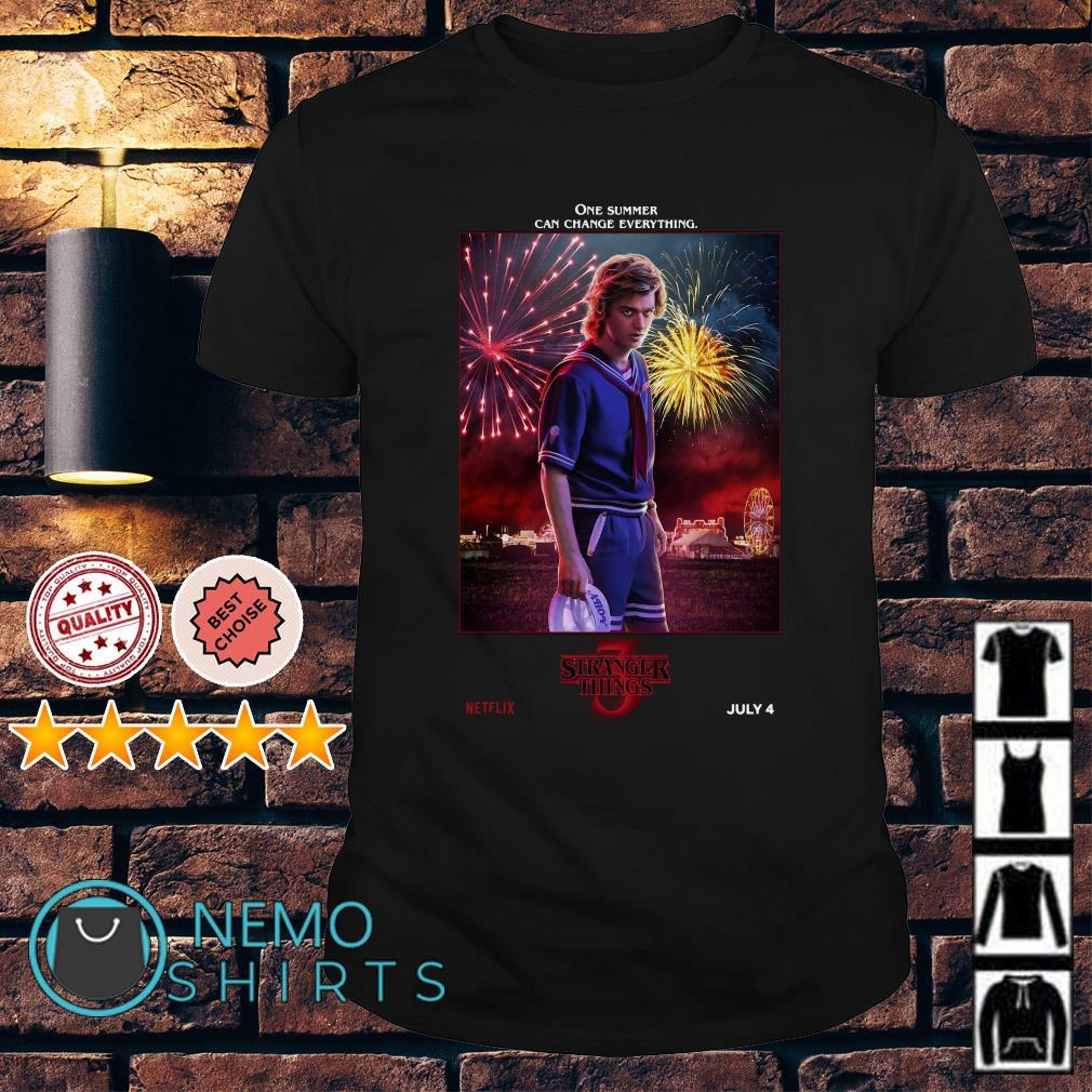 Steve Harrington Stranger Things season 3 shirt
