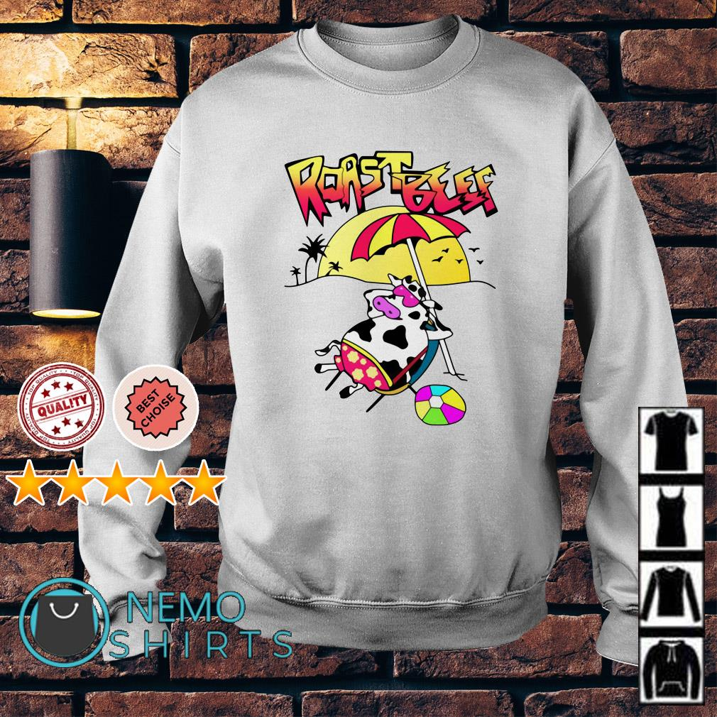 Stranger Things Dustin Roast Beef Sweater