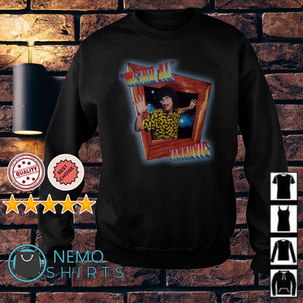 Stranger Things Dustin Weird Al Yankovic in 3D Sweater