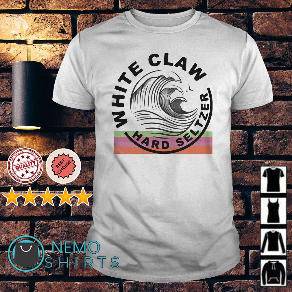 White claw hard seltzer shirt