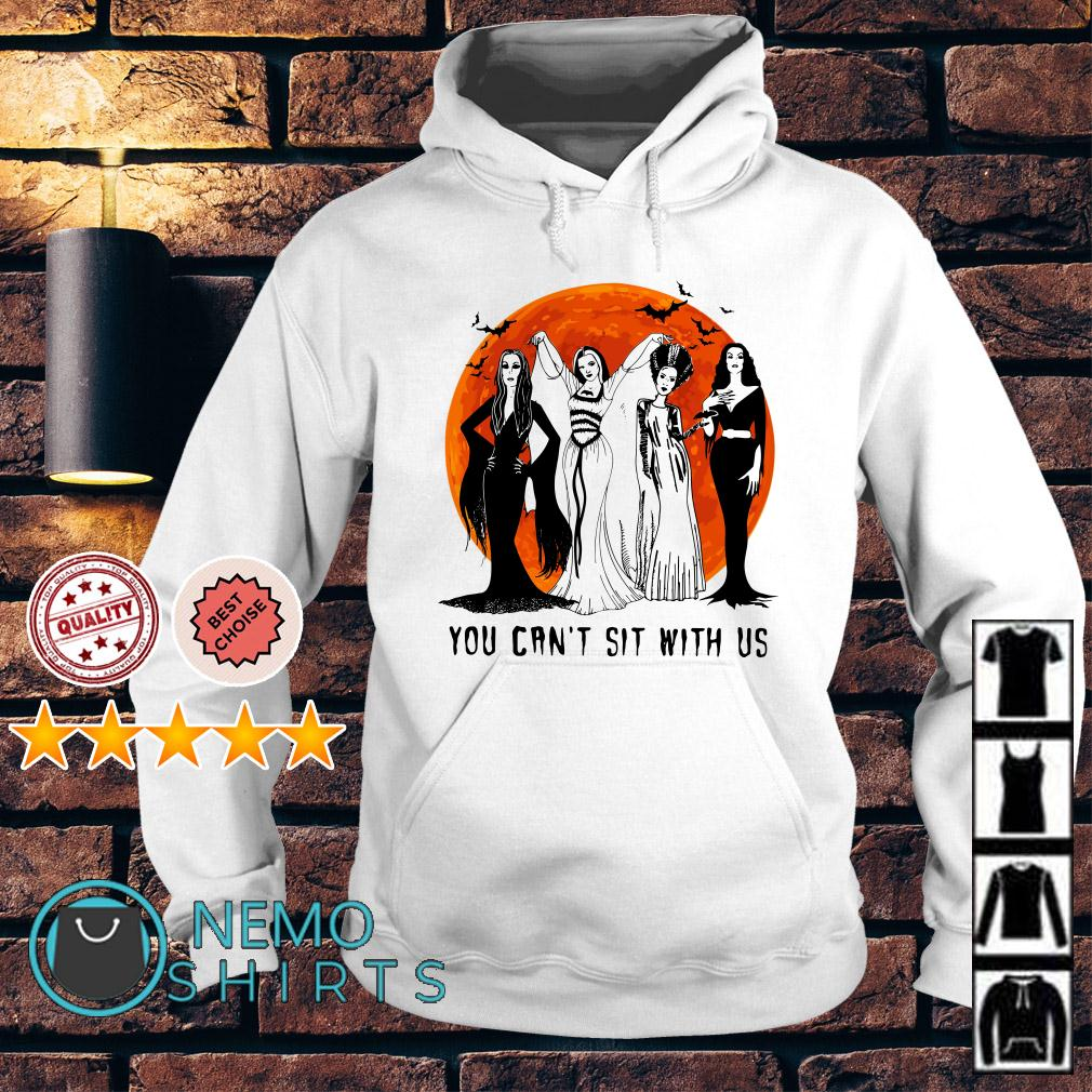 I can't sit with us Hocus Pocus Halloween Hoodie