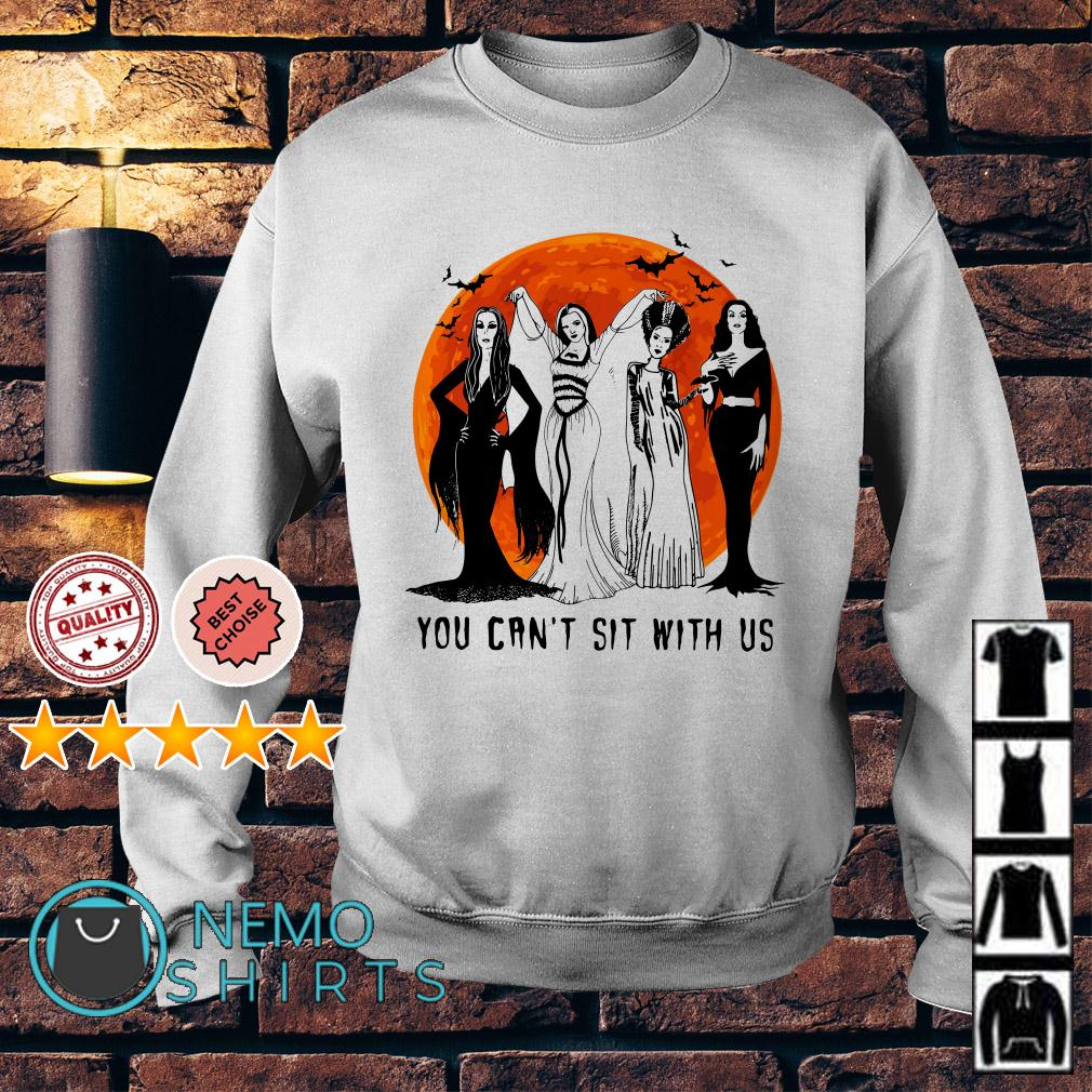 I can't sit with us Hocus Pocus Halloween Sweater