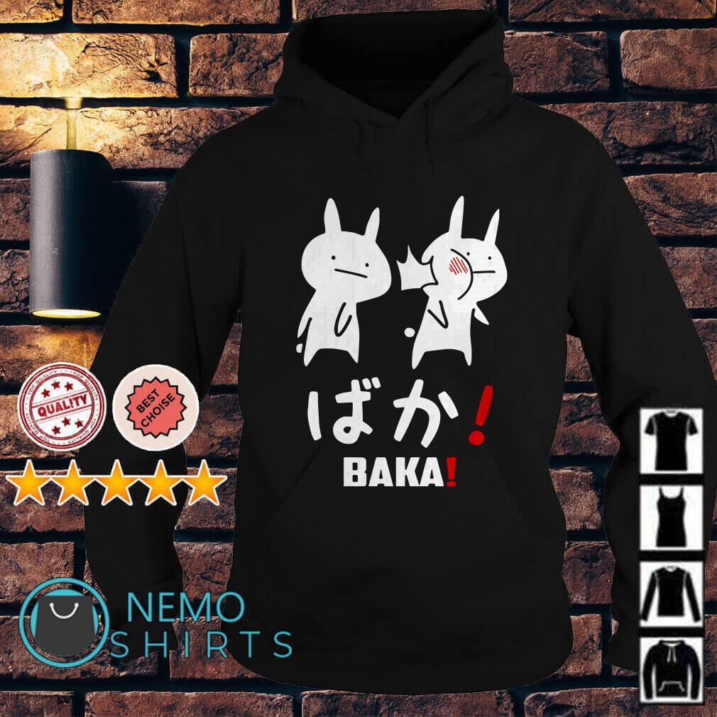 Kawaii Neko Baka Anime Hoodie